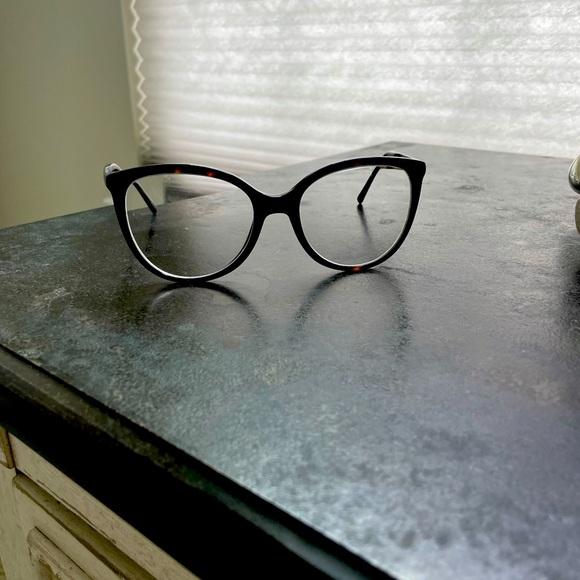 Michael Kors oversized frames